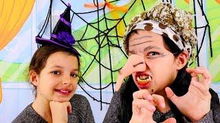 Haberimiz olmadan kötü cadı oyunu oldu ve cadı Katy güzelliğini kaybetti. Sihirli yüz dönüşmesi için çok uğraşmamız lazım. 3 iyi dilek – üç iyi şey yapması gerekiyor. Cadı giydirme oyunu oynayalım bakalım sonunda Katy'nin yüzü nasıl olacak acaba!?..  Üç oyuncak hayvan yardıma bekliyor! Kızlar acele edelim! #cadıkaty #bibabuoyundiyarıOyun Diyarı TV eğitici ve öğretici yeni çizgi filmlere ve çocuk videolara kolaylıkla ulaşabilirsiniz. Eğlenerek  ve öğrenmek için en güzel çizgi filmler ve videolar. Bizim üyemiz olun, yeni çizgi filmleri kaçırmayın.Bizi Facebook'ta takip ediniz:https://www.facebook.com/Oyuncu-TV-511681979002646/https://www.facebook.com/bebeturktv/Vkontakte :https://vk.com/kapukikanukihttps://vk.com/bebeturk