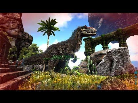 ARK: Survival Evolved - Khám phá lâu đài bí ẩn =))