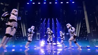 Britain's Got Talent 2019 The Champions Boogie Storm 1st Round Audition