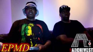 Exclusive Interview with EPMD