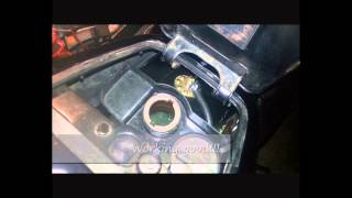 8. 1986 Honda Goldwing Interstate GL1200 DIY fuel return line