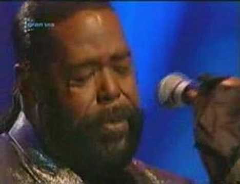 Luciano Pavarotti & Barry White - My first, my last, my everything