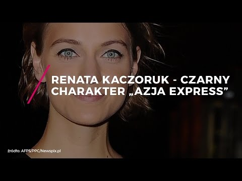 """Czy Renata Kaczoruk to zakała """"Azja Express""""?"""