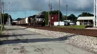 Bellevue (OH) United States  city images : Eisenbahnkreuzung Bellevue, Ohio
