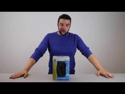 Schwaiger  SF9002 Digitaler Sat-Finder | Unboxing