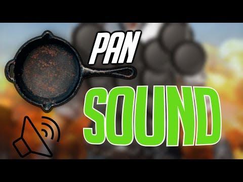 pubg pan sound effect