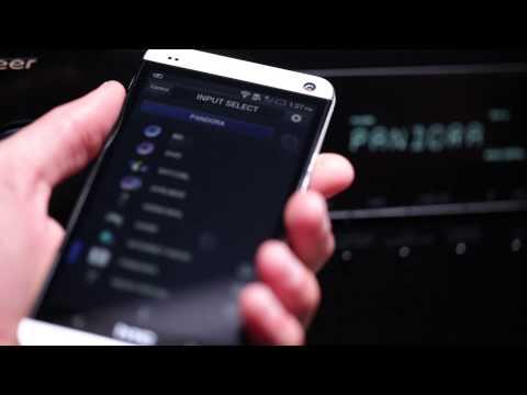 Pioneer Control App