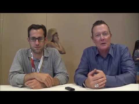Scorpion Q&A With Nicholas Wootton & Robert Patrick (SDCC 2015)