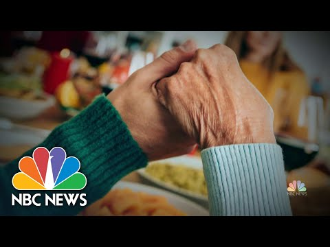 A Special Thank You To Front-Line Workers This Holiday Season | NBC Nightly News