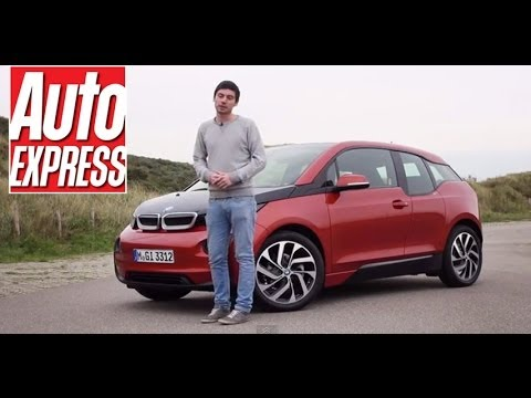 i3 - BMW i3 review: http://bit.ly/16gv70B Subscribe to our YouTube channel http://bit.ly/11Ad1j1 Subscribe to the mag http://subscribe.autoexpress.co.uk/yt The BM...