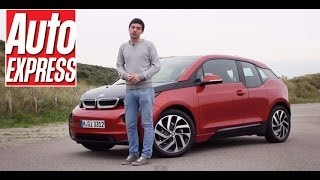 BMW i3 Review - Auto Express