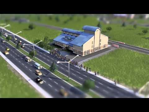 HispaSolutions - SimCity 2013 dvd pc