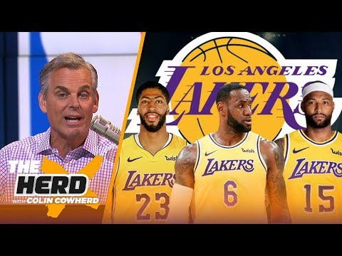 Herd Hierarchy: Colin Cowherd lists his Top 10 NBA teams post-free agency | NBA | THE HERD