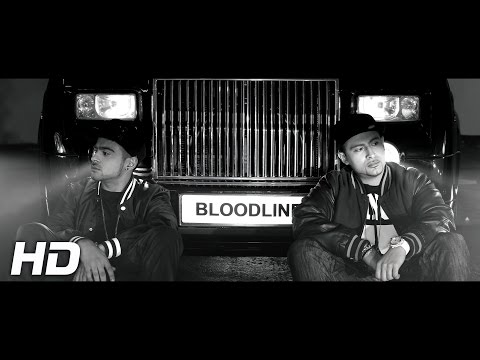 TU NI AAYA - BLOODLINE FT. CHAMAK CHAMKILA - OFFICIAL VIDEO