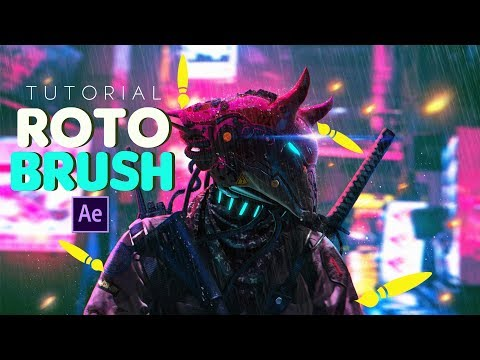 Roto Brush After Effects Tutorial
