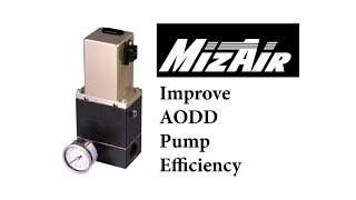 MizAir - Improve AODD Efficiency