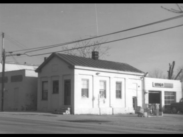 Old  Boone  County  Clerk's  Office,  Burlington,  Kentucky