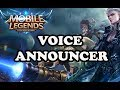 Download Lagu MOBILE LEGENDS FULL PACK VOICE ANNOUNCER Mp3 Free