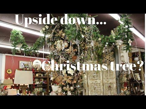 The Upside Down Christmas Tree Interior Homestore