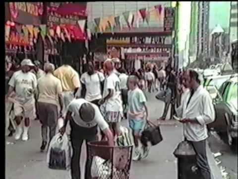 New York City July 18 1990