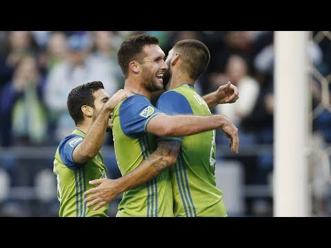 All 64 goals from Seattle Sounders FC's 2017 season