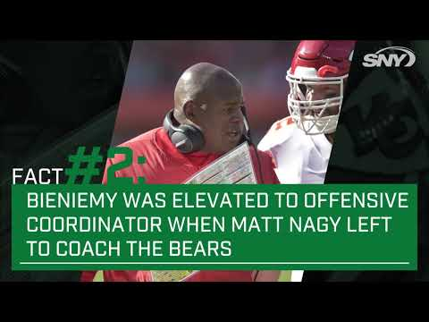 Video: 5 facts about New York Jets head coach candidate Eric Bieniemy