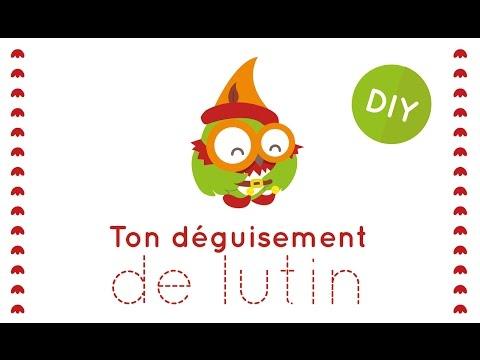 Chouette DIY #1 - Réalise ton déguisement de lutin !