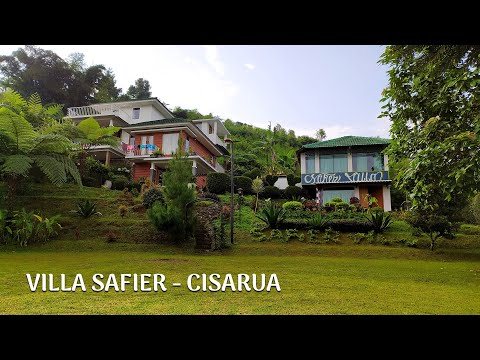 Villa Safier - Puncak Cisarua