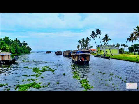 Video One full day in Alleppey Houseboat | Kerala | Indian tourism download in MP3, 3GP, MP4, WEBM, AVI, FLV January 2017