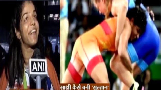 Rio Olympics 2016: Interview of Sakshi Malik 'Sultan' of Indian Wrestling