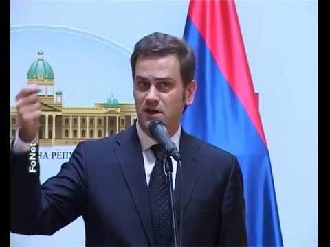 Борислав Стефановић: Посланици ДС напустили седницу због непрекидних увреда од стране посланика СНС