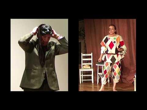 La Umana Commedia di Arlecchino - Promo Cantica Seconda