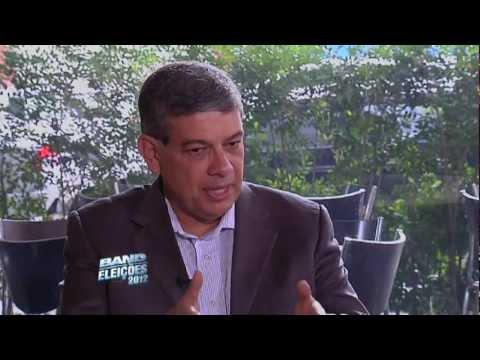 Marcus Pestana – Band Eleições 2012 – parte 1