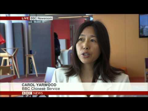 EU Cosmetics & Animal Testing: Anne-Marie Tomchak, BBC World News