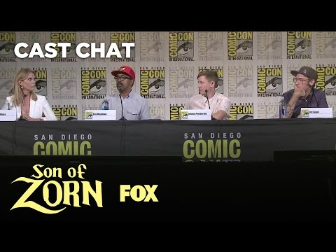 Comic-Con Panel Highlights Pt.2 | Season 1 | SON OF ZORN