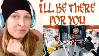 Video THE MOFFATTS - I'LL BE THERE FOR YOU (WISH) | REACTION MP3, 3GP, MP4, WEBM, AVI, FLV Januari 2018