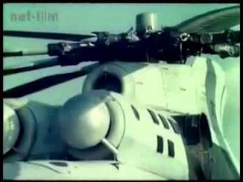 The Mil Mi-26 (Russian Ми-26, NATO...