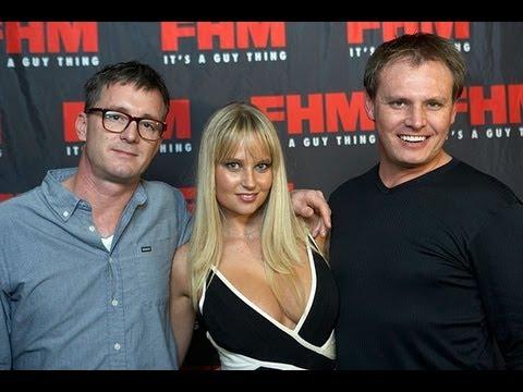 FHM 100 Sexiest Launch Party