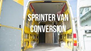 Video My Sprinter Van Conversion (the Ghetto Build Part 1) - Leftcoast MP3, 3GP, MP4, WEBM, AVI, FLV April 2018