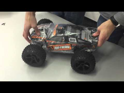 hpi 1 10 elektro brushless stadium truck bullet st flux. Black Bedroom Furniture Sets. Home Design Ideas