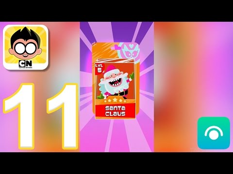 Teeny Titans - Gameplay Walkthrough Part 11 - Story Missions (iOS)