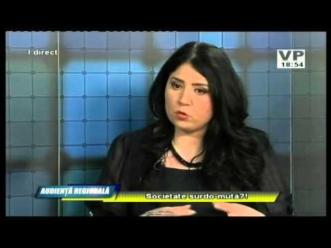 Emisiunea Audienta Regionala – Claudia Iordache – 25 martie 2015