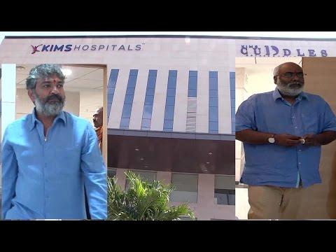 Rajamouli Inaugurates KIMS Hospitals new Building