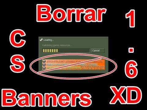 Баннер Для Сервера Кс 1.6
