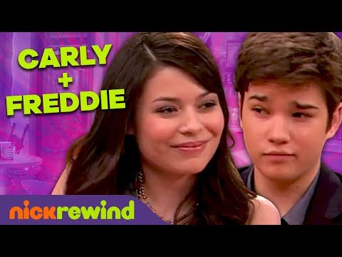 Carly & Freddie's Relationship Timeline 💻💜 iCarly | NickRewind