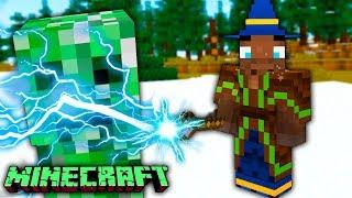 Dansk Minecraft #3 - STRØM MAGI