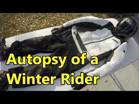 My Winter Motorcycle Gear