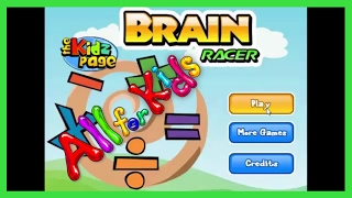 Learning games : Brain racer math game - Addition Substractionhttp://www.thekidzpage.com