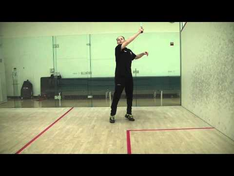 How to squash serve, squash service tips,squash serving tips, depending on the opponent