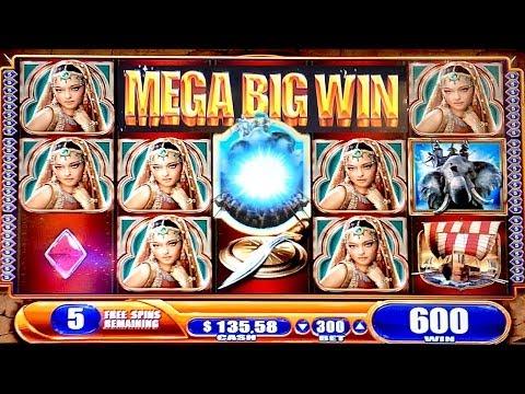 AMAZING MEGA BIG WIN ALEXANDER THE GREAT SLOT MACHINE BONUS BIG WIN